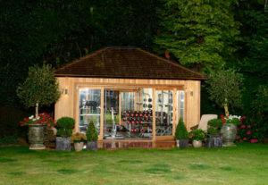 Extend your property with a garden room